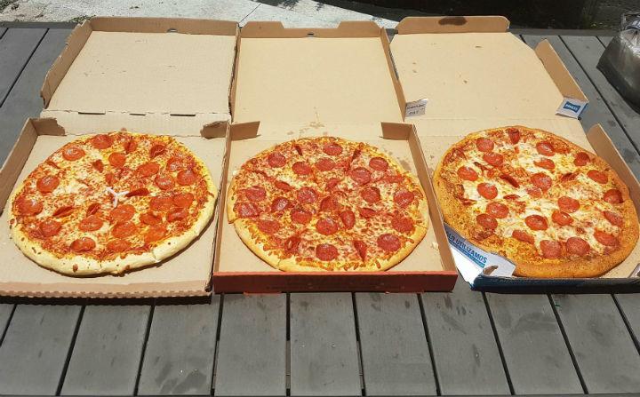La Mejor Pizza Que Puedes Comprar Dinero En Imagen Com