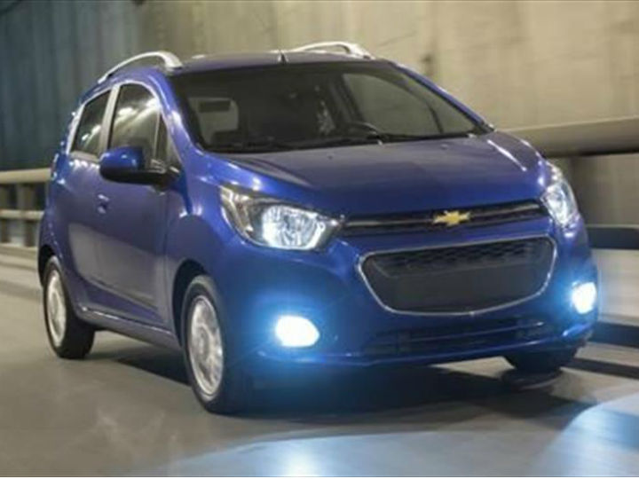 Chevrolet hace la evolución del Spark de generaciones anteriores con el nuevo vehículo Chevrolet: Foto: *Chevrolet