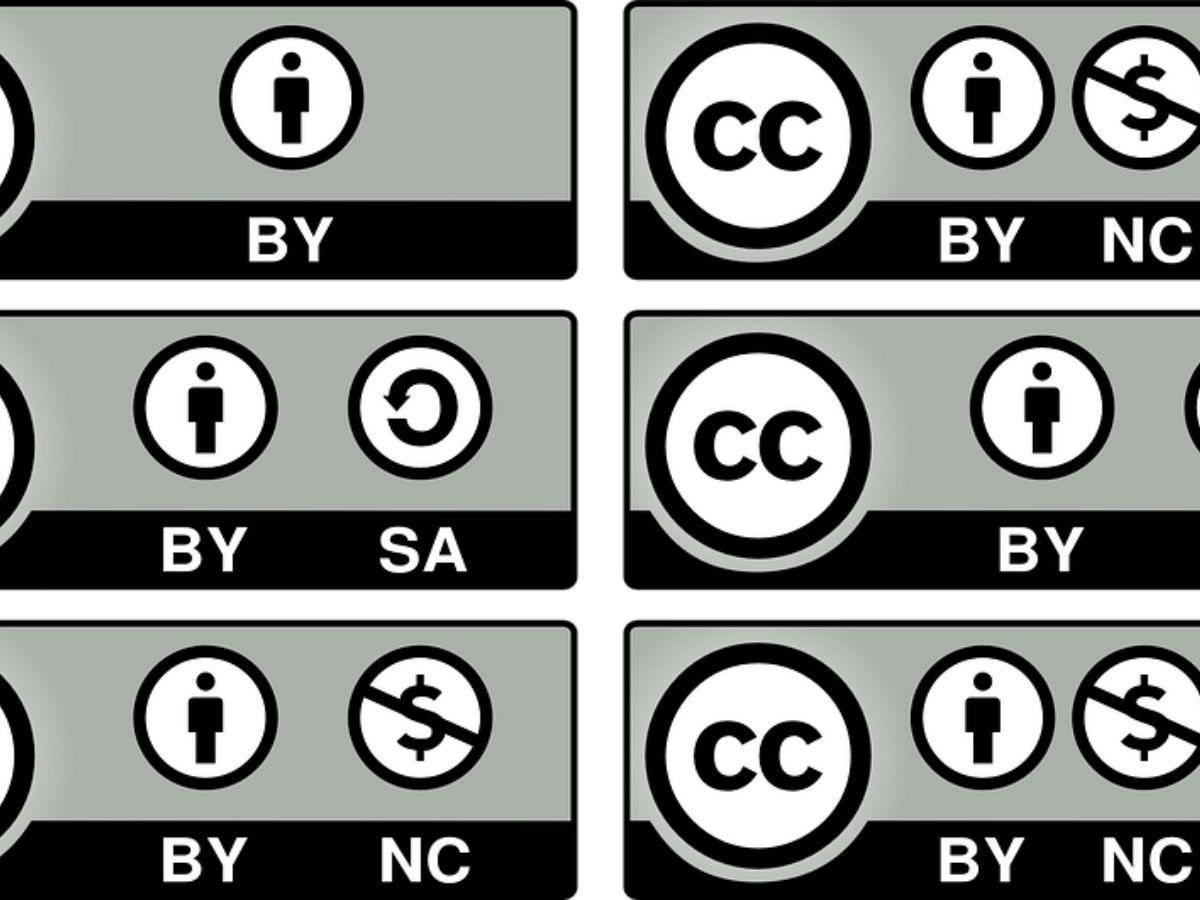 como usar licencia creative commons