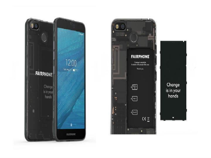Fairphone 3. Foto: *Fairphone