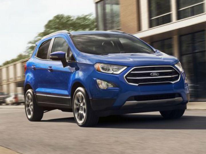 Ford saca al mercado la nueva versión automóvil con el EcoSport 2020.  Foto: *Ford