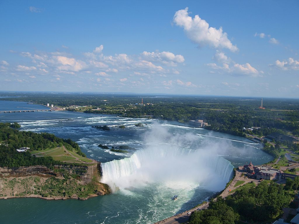 6. Canadá (7.404) Bajó un sitio. En 2015 se ubicaba en el quinto lugar. Foto: Wikimedia Commons