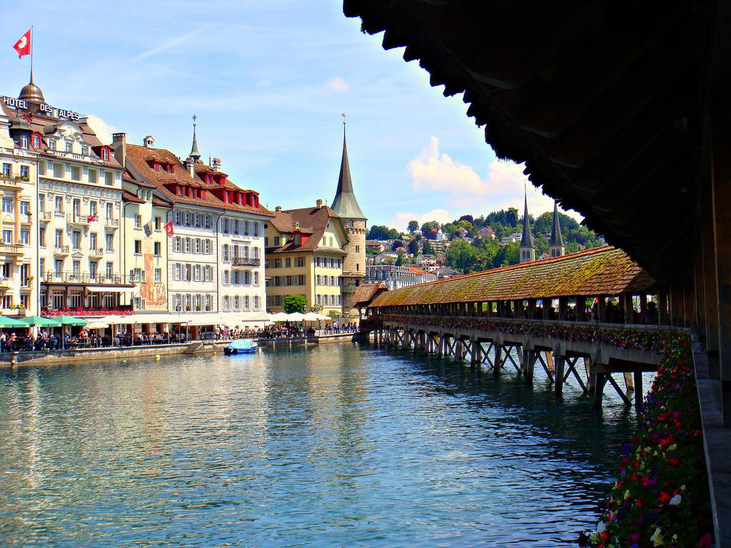 2. Suiza (7.509) Bajó un sitio, pues se ubicaba en el primer lugar en 2015. Foto: Wikimedia Commons