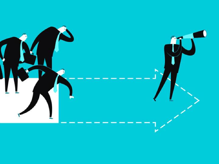 La diferencia entre un gerente y un líder