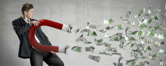 Guía para ser millonario. Foto: Thinkstock