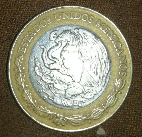 1260583a5a8c Estas monedas de 10 pesos valen más  Tienen Plata