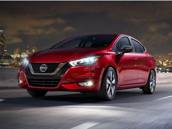 El Versa 2020 de Nissan se muestra un poco hermética con los precios y a las versiones anteriores. Foto: *Nissan