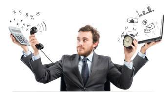 El que dos trabajos tiene… al SAT tiene que avisar. Foto: Thinkstock