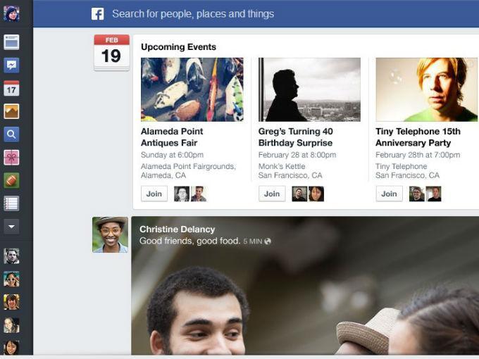 De acuerdo a Facebook, desde el fin del 2010, la cantidad de contenido que se comparte ha incrementado hasta 25 por ciento. Foto: Facebook
