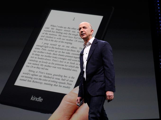 Amazon cuenta con dos modelos de Kindle para el mercado mexicano. Foto: Getty