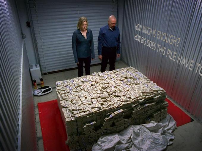 Breaking Bad y su éxito monetario| Dinero en Imagen.com