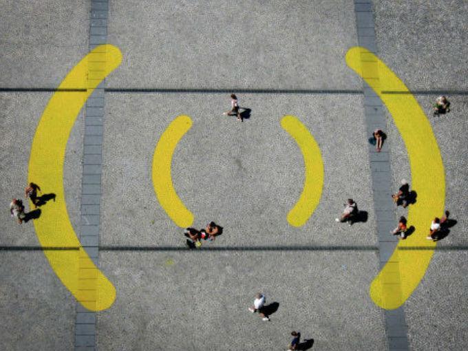 City WiFi es una plataforma de que permite compartir el Internet de cualquier negocio con sus clientes. Foto: Getty.