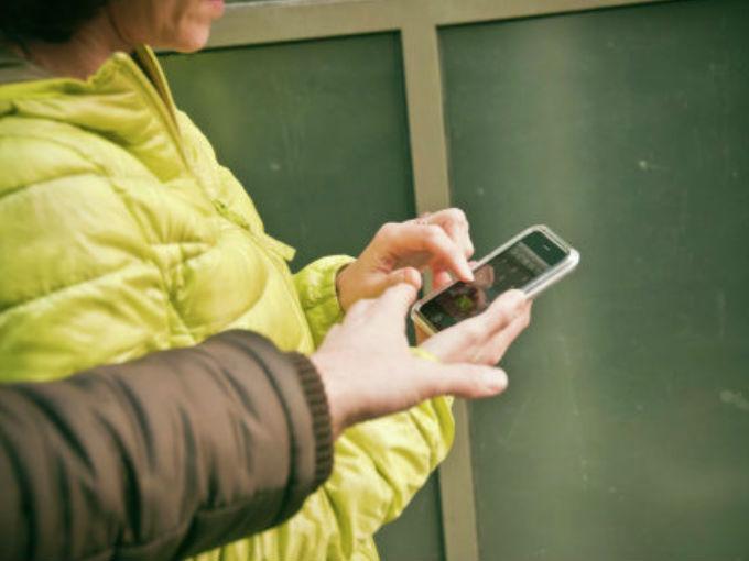 SecApp permite crear una red de seguridad privada y personalizada desde un smartphone. Foto: Getty.
