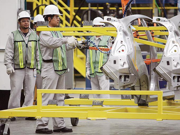 La productividad de trabajadores en el país se ha mantenido al alza desde hace ya varios años. Foto: Especial