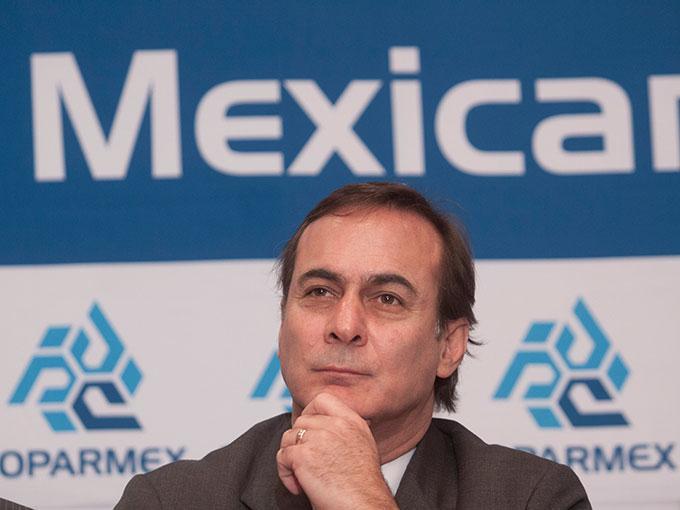 Juan Pablo Castañón sugiere al gobierno federal no cambiar variables económicas y no más endeudamiento, lo que significará un rediseño del gasto público. Foto: Cuartoscuro
