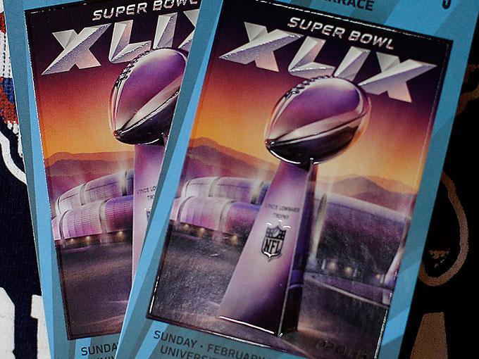 Precios de boletos del Super Bowl 99442670239