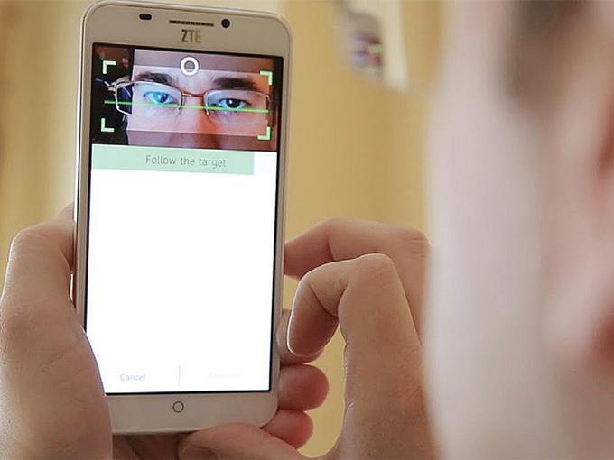 Ahora podrás desbloquear tu celular con los ojos