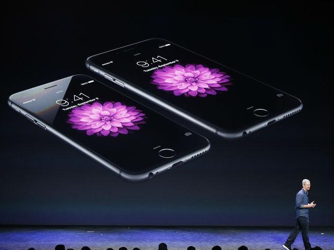 Apple cambia cualquier teléfono viejo por un iPhone nuevo