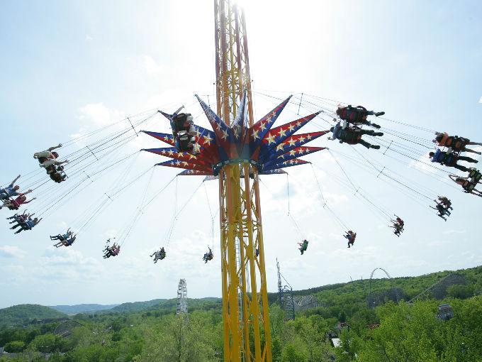 Otorgan A Six Flags Mexico Certificado De Calidad Ambiental Dinero