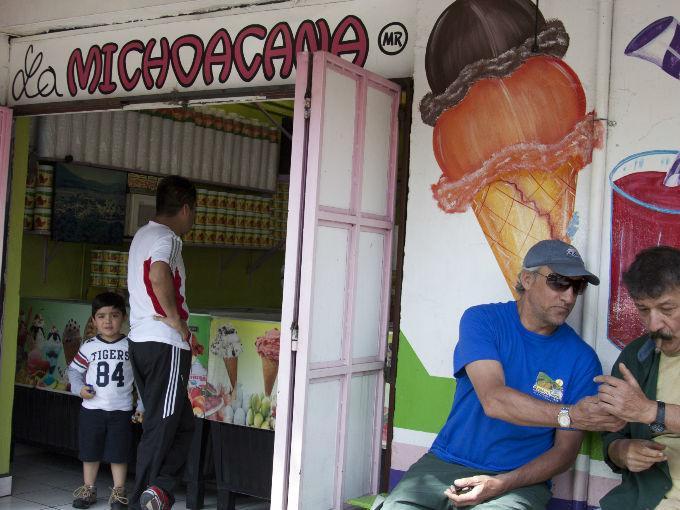 Como Iniciaron Las Paleterias La Michoacana Dinero En Imagen Com
