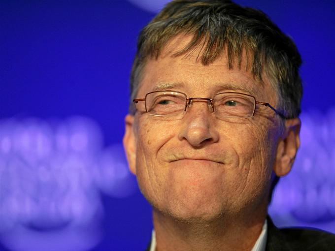 Bill Gates califica como 'éxito' logros de China sobre pobreza