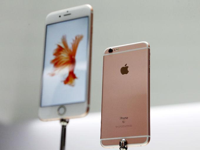 Apple no nos dijo que el iPhone 6S es resistente al agua