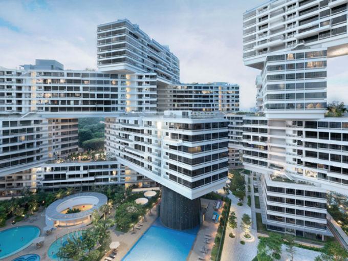 ¿Por qué este edificio es reconocido como el mejor del año?