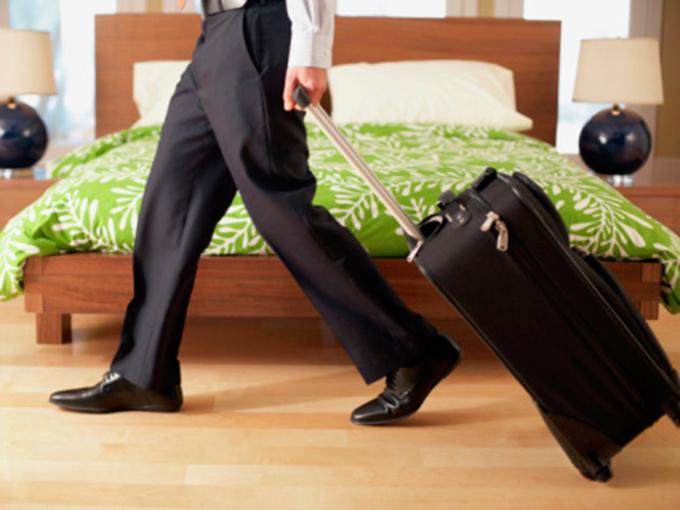 Las ventajas de los viajes de negocios aunque afecten la salud