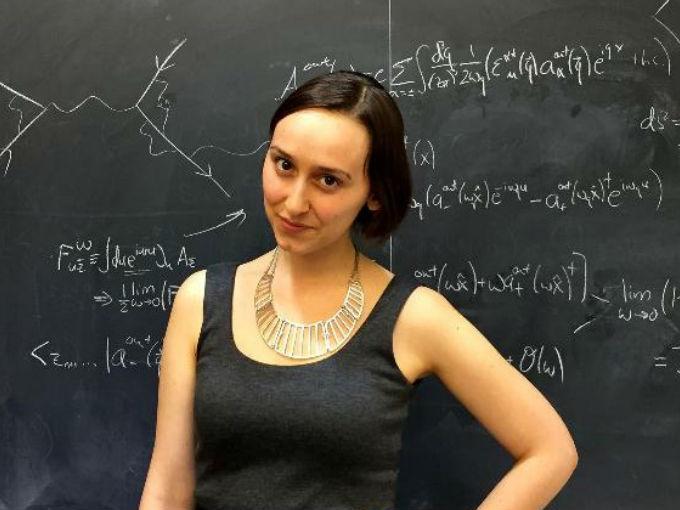 Sabrina pertenece al creciente número de físicos graduados en Estados Unidos, el cual, pasó de 3,178 en 1999 a 7,329 en el 2013. Foto: nextshark.com.