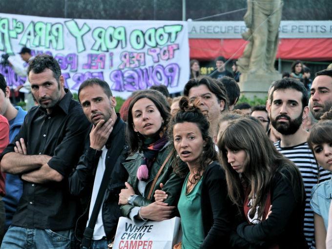 España siguió siendo el país con más porcentaje de desempleados de los 34 Estados miembros de la OCDE. Foto: Flickr cernicalo-e [CC BY-ND 2.0]