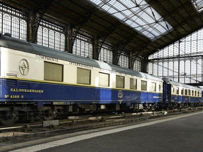 3 lujosos viajes de tren que debes hacer en la vida