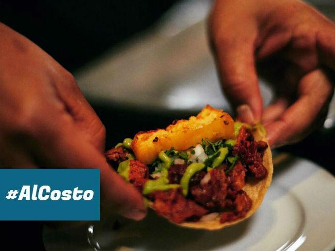 Tacos al pastor: Lo que cuestan y a lo que te los venden