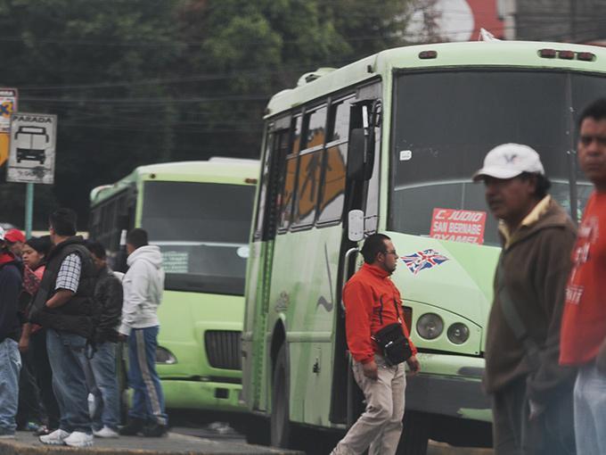 Aprueban financiamiento para renovar el transporte de CDMX