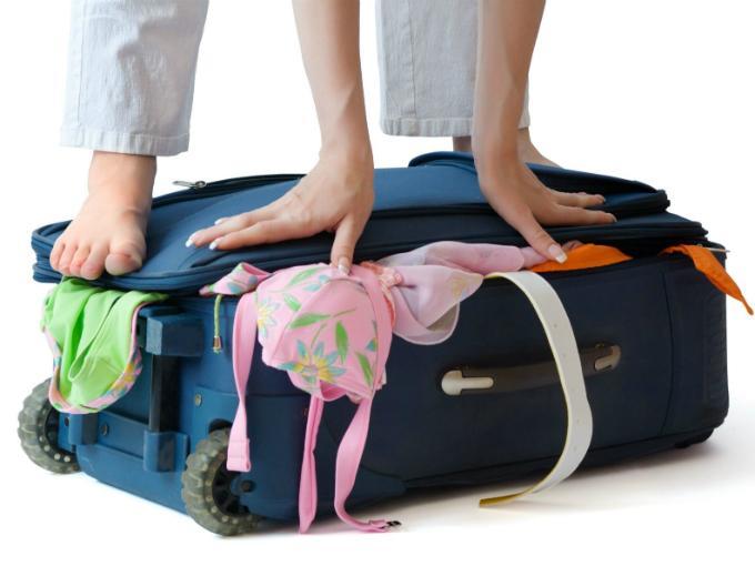 ABC: El arte de hacer una maleta
