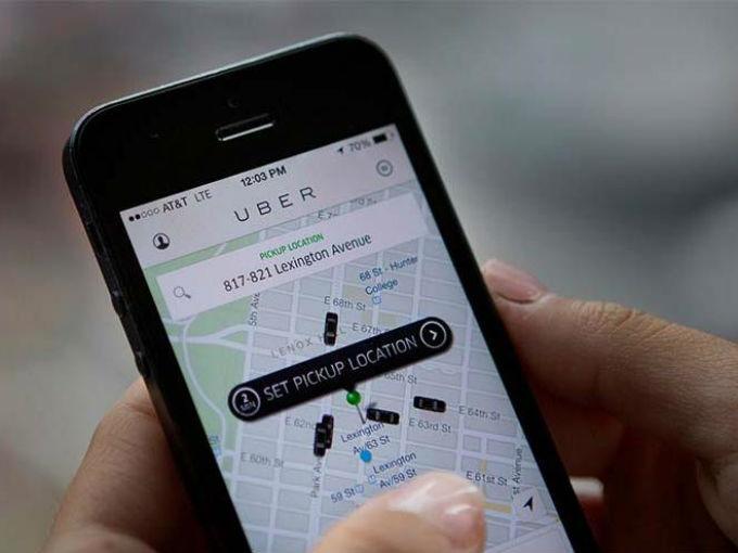 Viajé en un Uber que se conduce solo y esto es lo que tengo que contar