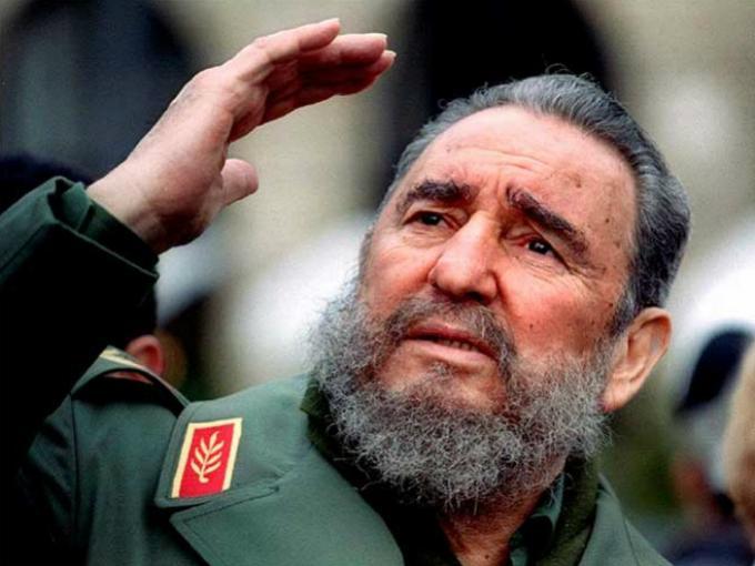 Fidel Castro en números