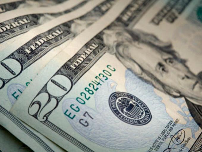 A la compra el dólar libre se encuentra en un mínimo de 20.89 pesos. Foto: Getty