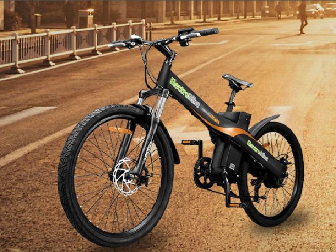 La inversión en este tipo de transporte ronda los 12 a los 38 mil pesos. Foto: Electrobike.