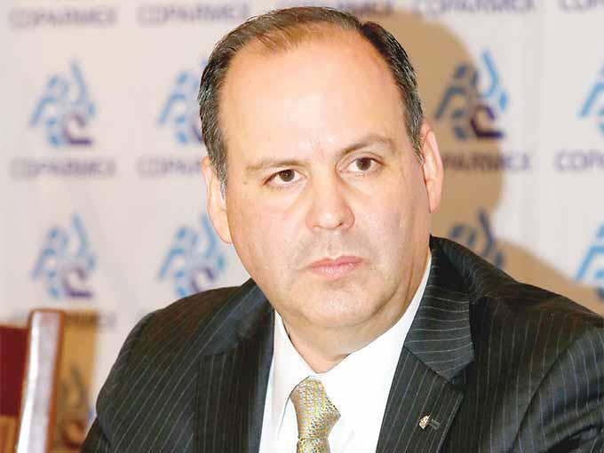 Gustavo de Hoyos, presidente  de la Coparmex. Foto: Karina Tejada