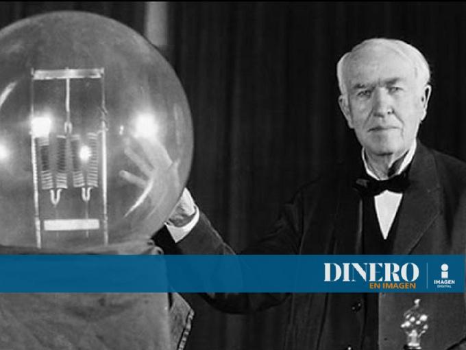 9 frases de Thomas Alva Edison que te inspirarán para lograr tus metas