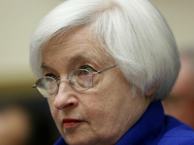 Fed subiría tasas de interés pronto: Yellen