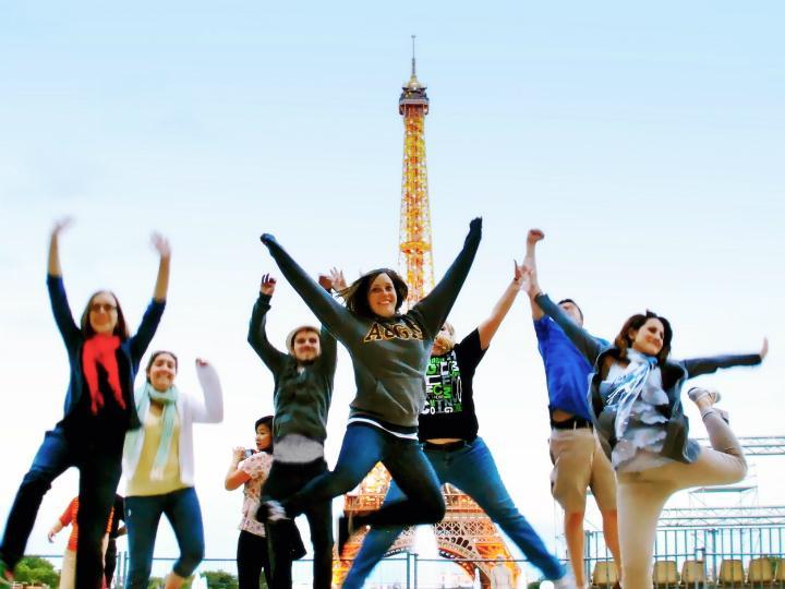 La SEP te da una beca para estudiar en Francia completamente gratis. Foto: Archivo