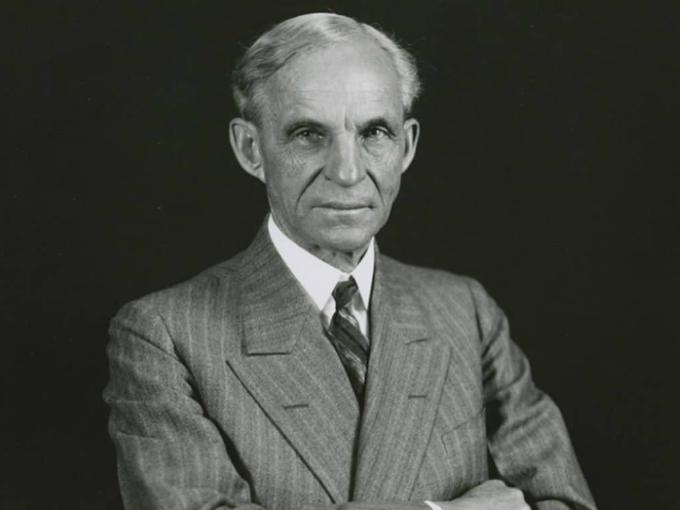 Resultado de imagen de Henry Ford