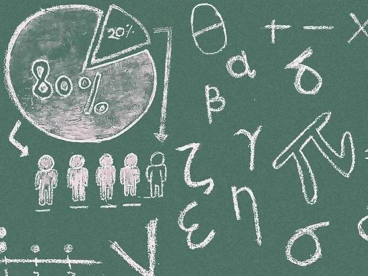 No eres malo en matemáticas, sólo les tienes miedo