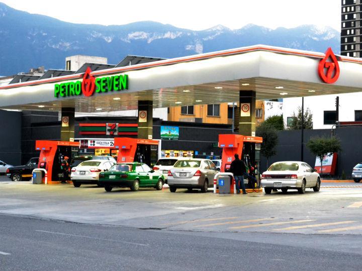 Imagen de las estaciones. Foto: Petro-7