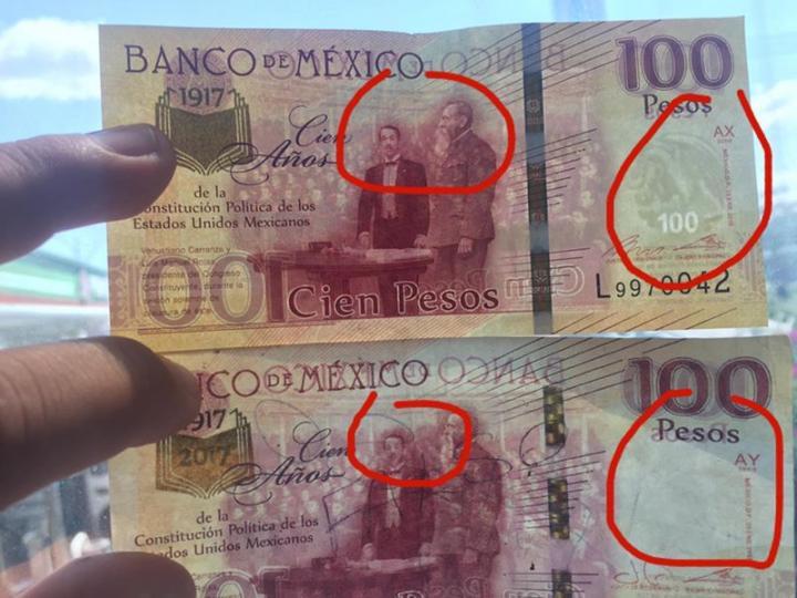 u00bfqu u00e9 pasa si pagas con un billete falso
