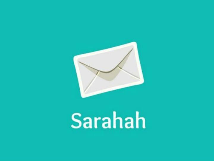 Sarahah permite que se hagan comentarios directos a otras personas pero de manera anónima. Foto: Especial.