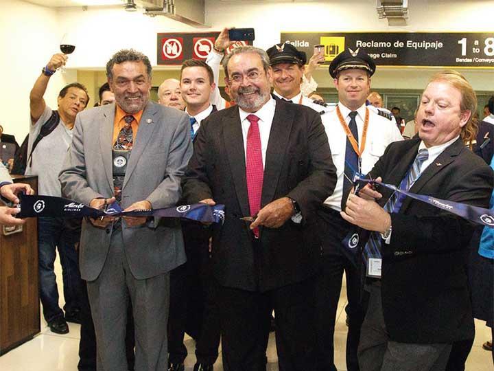 Alaska Airlines regresa a la CdMx con tres rutas