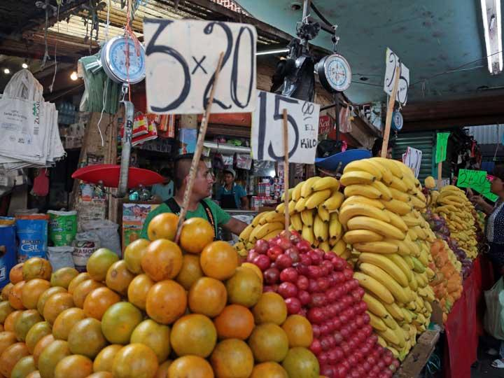 Inflación alcanza niveles no vistos desde el 2001