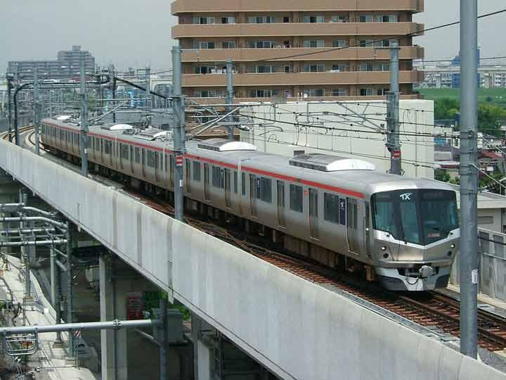 Tren japonés se disculpa por salir ¡20 segundos antes!